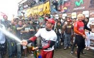 Guilherme Tâmegafatura a terceira etapa do mundial de bodyboard,o Arica Chilean Challenge 2011. Tâmega derrotou oaustraliano Dave Winchestere foi o […]