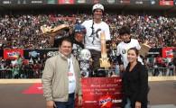 Skatistas levantaram o público que compareceu em peso ao Sambódromo do Anhembi São Paulo (SP) – Bob Burnquist confirmou o […]