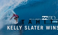 Kelly Slater vence Billabong Pro pela quarta vez em Teahupoo, Tahiti. Kelly Slater levou a melhor na final contra o […]