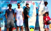 O surfista Marco Aurélio, ficou com a terceira colocação na abertura do 34º Ubatuba Pro Surf 2011, que aconteceu no […]