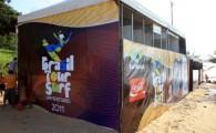 Nesta sexta-feira, os principais astros dos Brasil Tour Surf Universitário tiveram a oportunidade de treinar nas boas ondas do Pontal […]