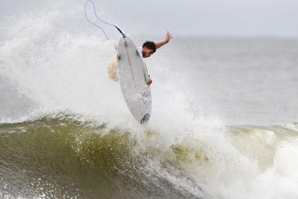 Alejo Muniz fica em lugar no New York. Foto Surf: ASP / Divulgação