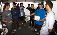 Comissão técnica tentou iniciar a etapa do ASP World 6-Star do Rio de Janeiro até as 11:30 horas quando foi […]