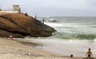 Depois de três chamadas neste sábado de sol no Rio de Janeiro, os homens finalmente entraram no mar no início […]