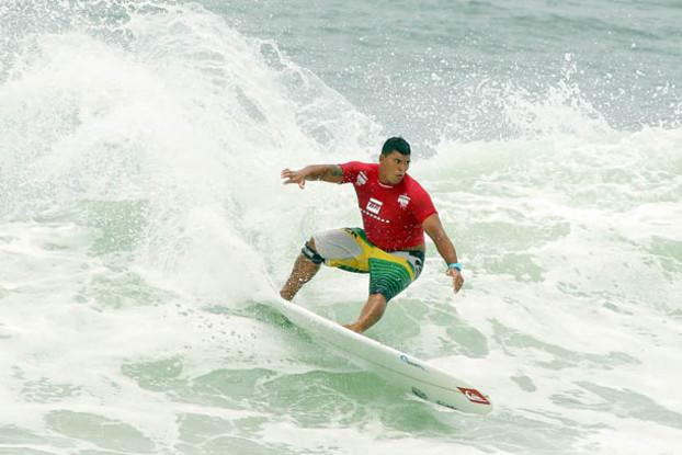 Danilo Mullinha.Foto Surf: Mauríco Val / Fotocom