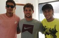 O Surfista Alejo Munizdeu uma variadaem sua rotina de treinos e nessa Terça-feira (20/03)fez uma visita no centro de treinamento […]