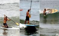Marcelo Faria esteve na praia da Macumba, no Rio de Janeiro, na tarde desta terça-feira (27). O intérprete do advogado […]