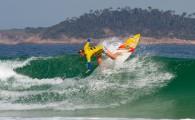 Stephanie Gilmore brilhou na quinta-feira de ondas pequenas na Praia do Arpoador. A australiana aumentou o recorde de pontos da […]