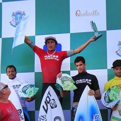Podio Macaé Ecosurf 2012 Foto Surf: Pedro Monteiro / Divulgação