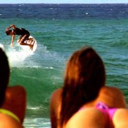 Gatas no Surf