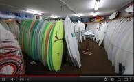 Núcleo da loja Spotlight: Jacks Surfboards Huntington Beach, CA.