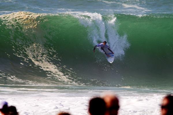 Miguel Pupo passa para a fase dos 12 melhores na França
