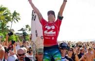 Joel Parkinson conquista o título mundial de surf 2012 e também vence Billabong Pipeline Masters.  Confira as fotos Após […]