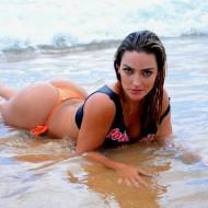 Laura Keller - Garota FotoSurf, Maceió - AL.