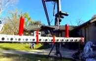 """My GoPro Array from Marc Donahue on Vimeo. O efeito, chamado de """"bullet-time"""", foi utilizado pelo cineastaMarc Donahue, em um […]"""