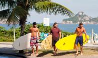 As fracas condições do mar na Barra da Tijuca esta manhã, forçaram a organização a adiar mais uma vez o […]