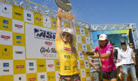 Australiana reassume a ponta do ranking mundial batendo a defensora do título da etapa brasileira do ASP Womens Tour, Sally […]