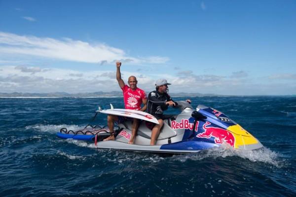 Com atuação sensacional, Kelly Slater vence em Fiji pela quarta vez na carreira.