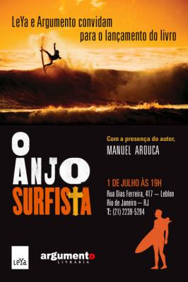 """Livro """"O Anjo Surfista"""""""