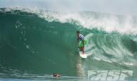 Depois de quatro dias de espera, as ondas voltaram com força total em Hossegor para a continuação do Quiksilver Pro […]