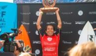 A cearense Silvana Lima venceu a etapa do ASP 6-Star da Nova Zelândia e assumiu a liderança no ranking […]