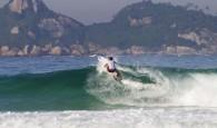 Única brasileira na etapa carioca do Circuito Mundial de Surfe, na qual entrou como convidada, Silvana Lima sofreu com as […]