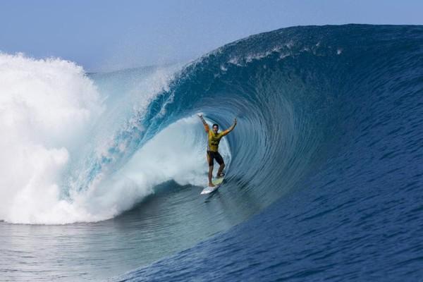 Gabriel Medina (SP) no Billabong Rro Tahiti 2014 - FotoSurf Kirstin Scholtz  ASP
