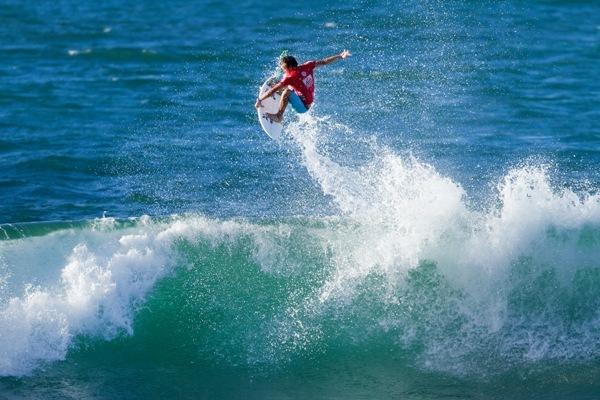 Julian Wilson e os seus aéreos espetaculares