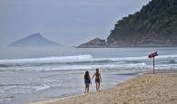 A quarta-feira amanheceu praticamente sem ondas na Praia de Maresias para a continuação da etapa do ASP World Prime apresentada […]