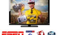 Com a conquista do inédito título mundial de surfe para o Brasil por Gabriel Medina , os canais esportivos já […]