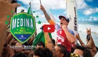Reviva alguns dos momentos que fizeram de Medina o campeão mundial de 2014 e a festa do Título tão incrível. […]