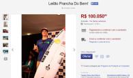 O brasileiroGabriel Medina doouuma das prancha utilizada na conquista do título, em prol da ONG EducaSurf no Guarujá,A prancha está […]