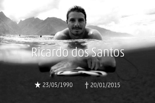 Morre o surfista catarinense Ricardo dos Santos