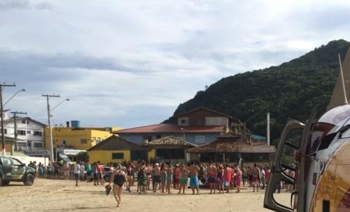Corpo de Bombeiros/Divulgação/ND