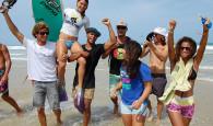 Em um domingo ensolarado e de boas ondas o Circuito Cearense de Bodyboard 2014 conheceu seus campeões em sete das […]