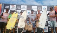 Show de surfe e fortes emoções marcaram a abertura do Circuito Catarinense de Surf Amador 2015 na Prainha de São […]