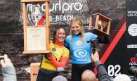 Havaiana ganhou outra final da hexacampeã mundial Stephanie Gilmore e começa a temporada 2015 com duas vitórias no World Surf […]