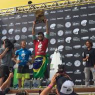 Fotos de Filipe Toledo campeão do Rio Pro
