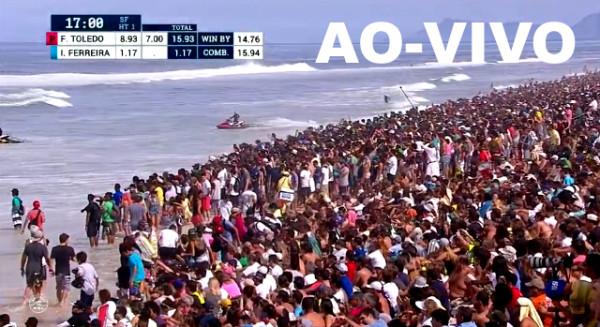 Oi Rio Pro 2015 AO-VIVO.