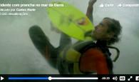 Apesar de surfar ondas enormes pelo mundo, poderia ter morrido hoje na frente de casa! Tomei essa pancada muito forte […]