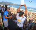 O surfista da Praia Grande derrotou o cearense Charlie Brown na grande final e já havia assumido a liderança do […]