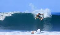 A etapa do mundial de surf Trestles | 2015