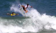 Dezenove concorrentes diretos pelas últimas vagas na divisão de elite da World Surf League competiram na maratona de vinte baterias […]