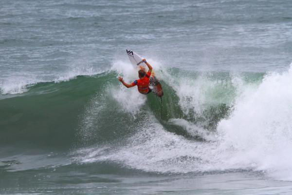 Davey Cathels (AUS) FotoSurf: Daniel Smorigo / WSL