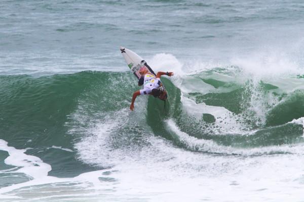 Miguel Pupo (SP). FotoSurf: Daniel Smorigo / WSL
