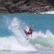 Bruno Galini (BRA). Mahalo Surf Eco Festival 2015.