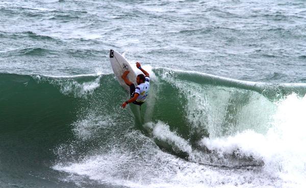 Caio Ibelli (SP). FotoSurf: Daniel Smorigo / WSL