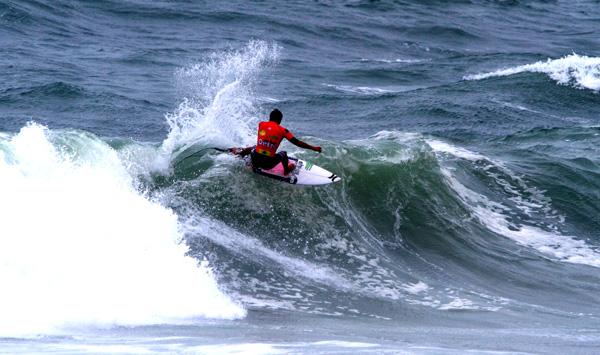 Miguel Pupo (SP).FotoSurf: Daniel Smorigo / WSL