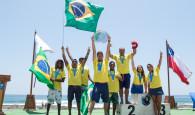 Embalados pela conquista individual de Eder Luciano, tricampeão do evento, Seleção Brasileira comemora mais um título da competição.  Neste […]