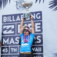 Adriano de Souza é campeão do Billabong Pipe Masters e conquista o título mundial.